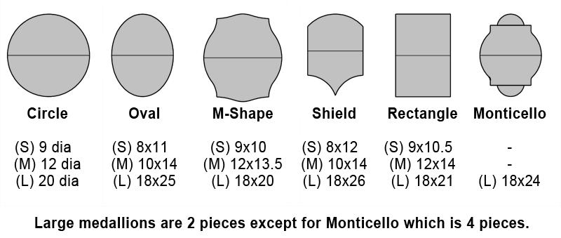 Medallion Shapes